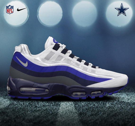 premium selection 8bea2 134f7 ... CUSTOM DALLAS COWBOYS DEZ BRYANT NIKE AIRMAX 90 CUSTOMIZATION AND  RESERVATION