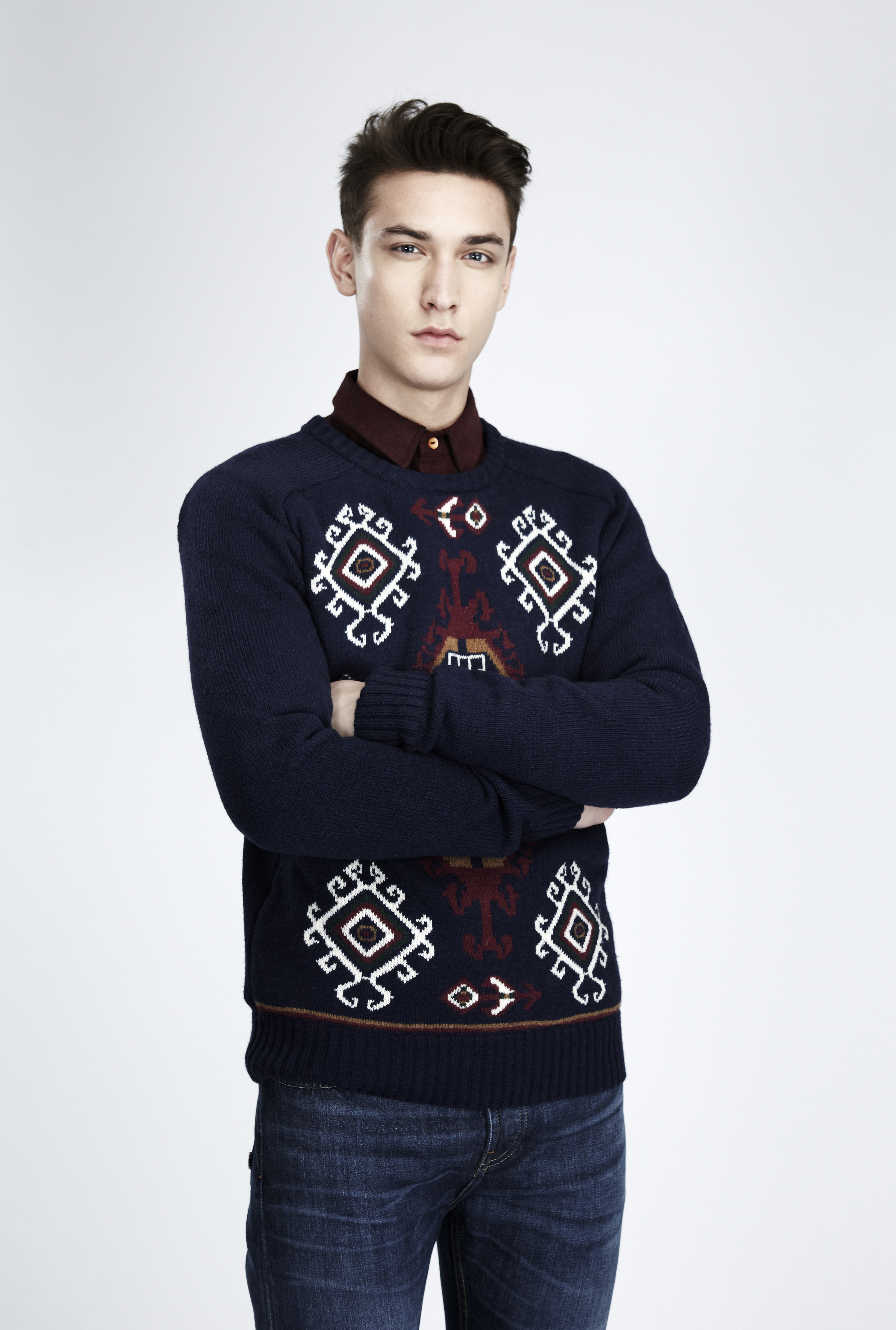 Bellfield Menswear: AW14 Collection