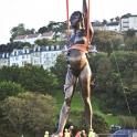 Britain Hirst Statue