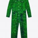 £79.99 Kenzo Green Zebra Jump Suit