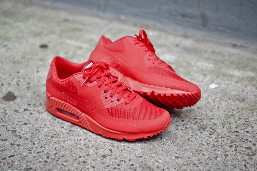 2018 Nationality Nike Air Max 90 Hyperfuse 'Solar Red