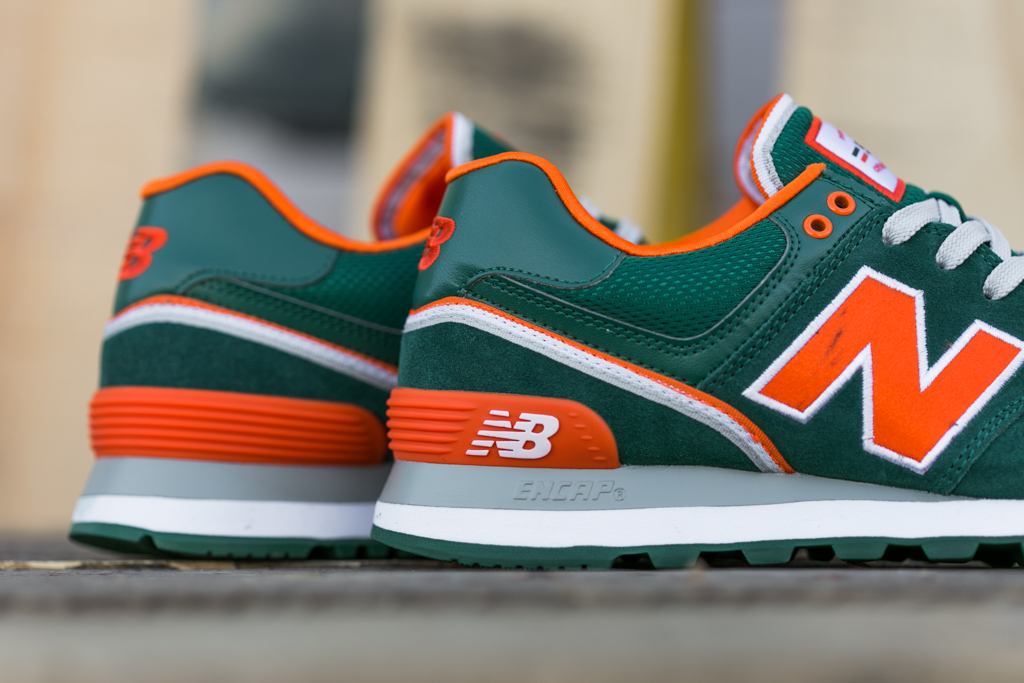 new balance green limited edition