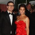 justin Timberlake and Jessica Beil