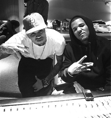 The Game feat Chris Brown