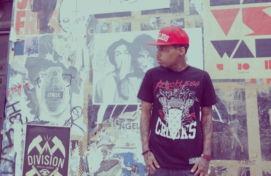 Kid ink x RECKLESS x CROOKS & CASTLES