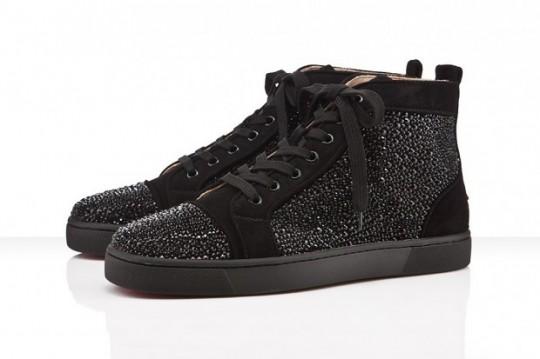 "new styles 9c01d a629c Christian Louboutin Louis Strass ""The black diamond""I Like ..."