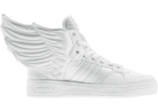 2NE1 x adidas Originals by Jeremy Scott JS Wings 2.0 | HYPEBEAST