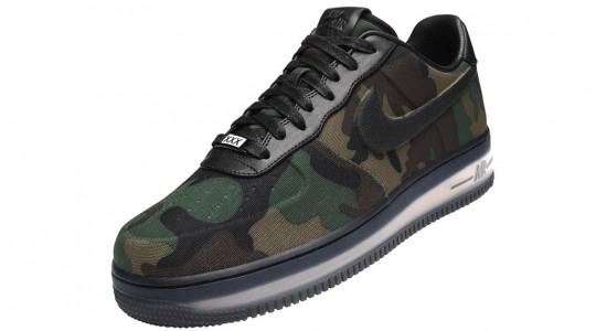 Nike Air Force 1 Faible Air Max Vt Sac À Dos Camouflage