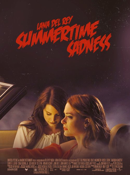 Lana Del Rey – Summertime Sadness [Official Music Video]I ...