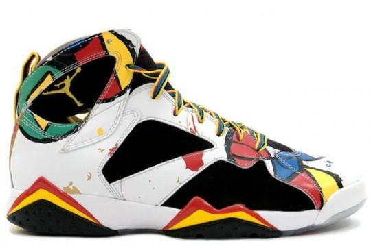 Air Jordan 7 – Olympic : Miro