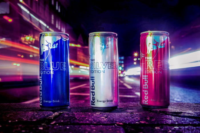 Red Bull Editions Street