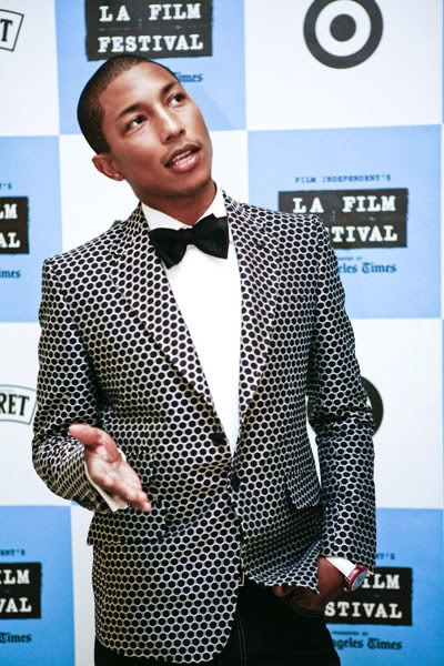 pharrell williams happy new 2013