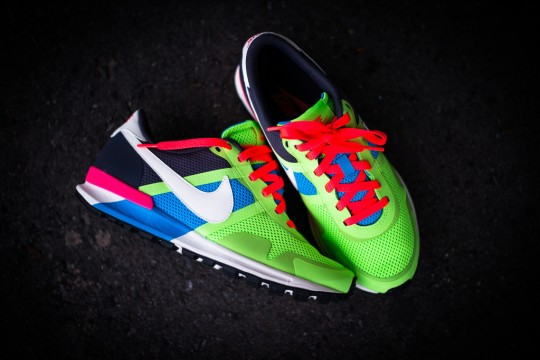 7ea32933a847e Nike Air Pegasus 83 30 Blue Hero Flash LimeI Like It A Lot