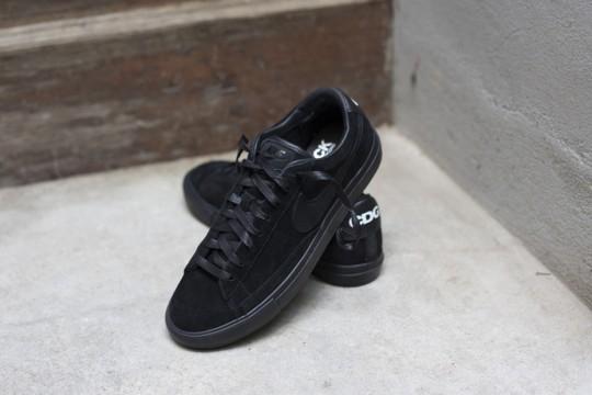 5bf574b585e BLACK COMME des GARCONS x Nike Blazer Low Premium | I Like It A Lot