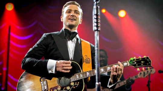 Justin-Timberlake-Performs