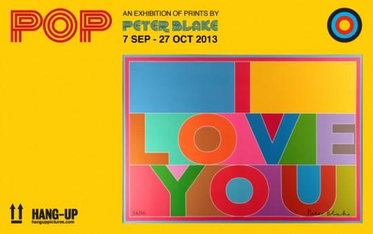 Hang-Up-POP-Peter-Blake-Exhibition