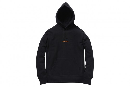 Black Hoodie A must to add to your closet, Here's Supreme