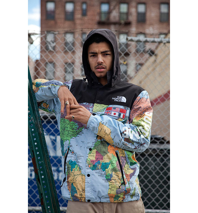 Supreme The North Face Spring Summer 2014 Collection 03I