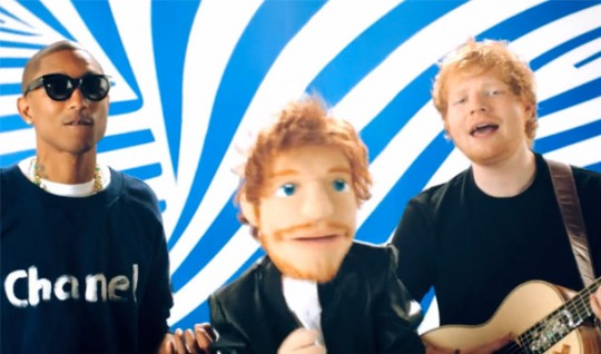 Ed-Sheeran-Sing-Ft-Pharrell