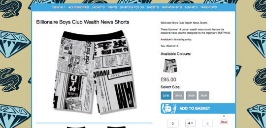 Billionaire Boys Club Wealth News Shorts