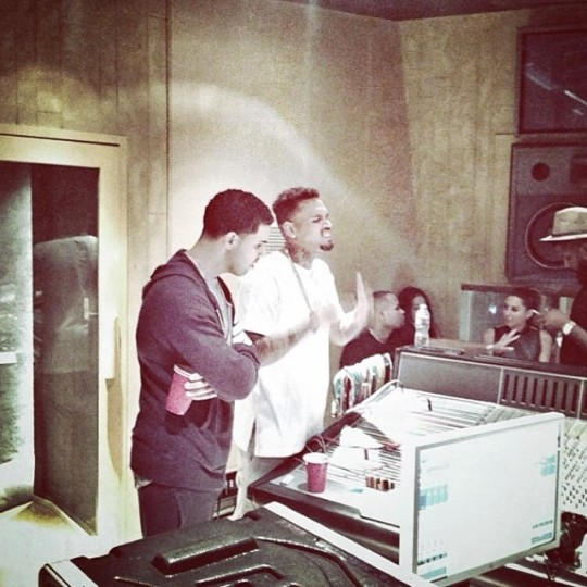 drake-chris-brown