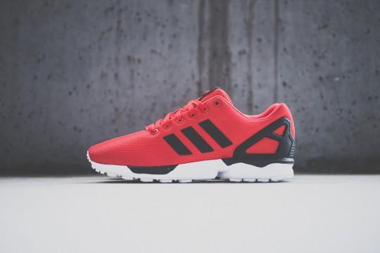 d182a2ca0a416 sneakerhead   Adidas ZX Flux – Red BlackI Like It A Lot