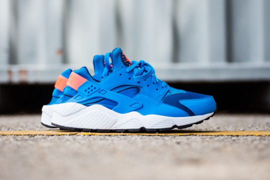2014 08 Sneakerhead Nike Air Huarache Gym Blue Nike Air Huarache Mens