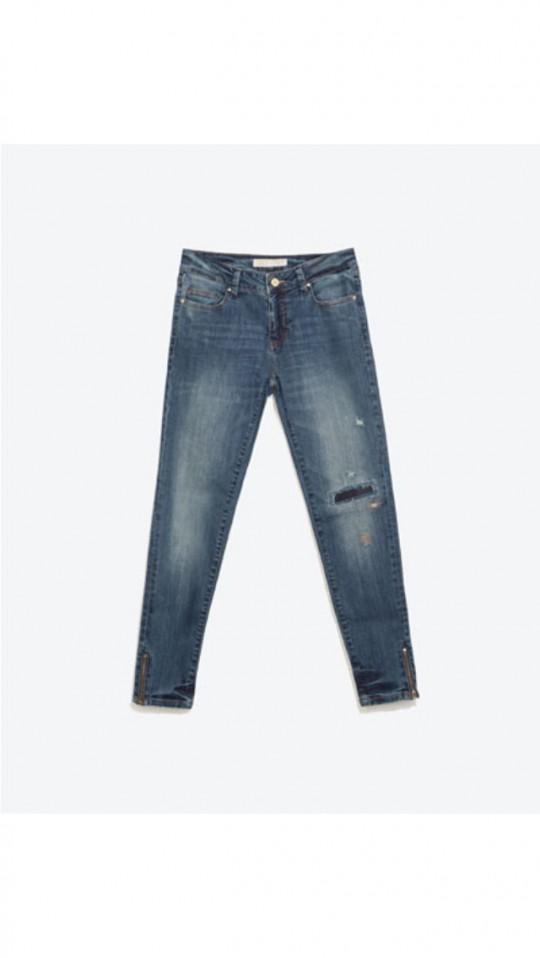 Zara- Skinny jeans £29.99