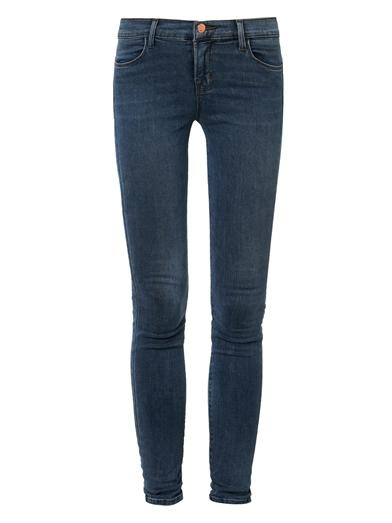 J Brand- 620 photo ready mid-rise skinny jeans £220