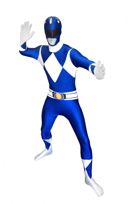 Blue-Power-Rangers