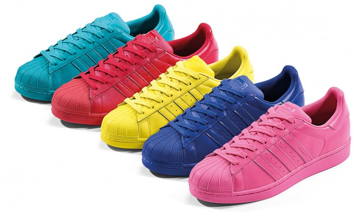 Adidas Originals Superstar Sneaker Spotlight for JD Sports