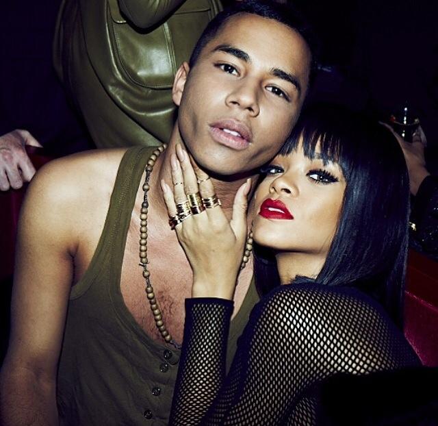 Olly y Rihanna