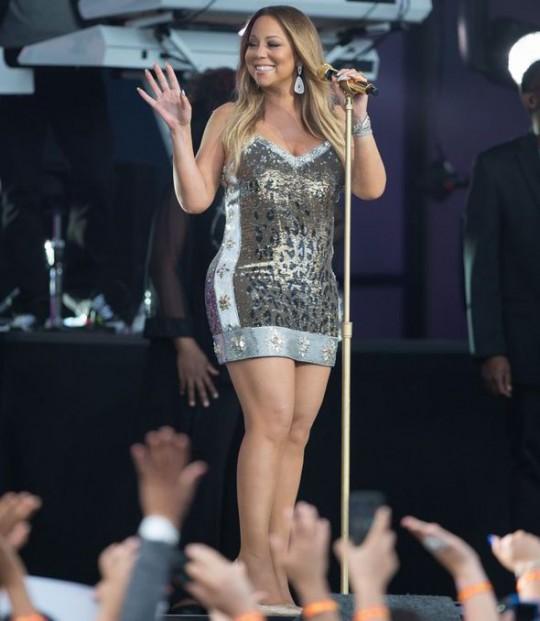 Mariah-thick