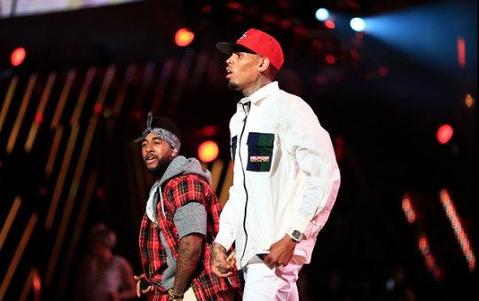 Chris-Brown-Omarion-BET-Awards-2015