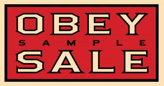 obeysale