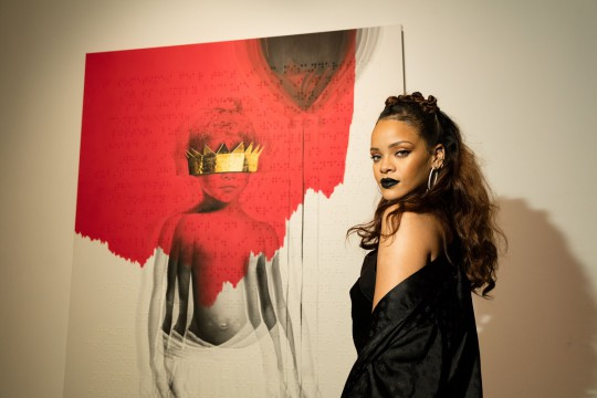 Rihanna's 8th Album Artwork Reveal
