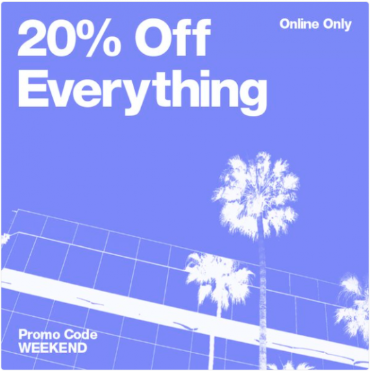 AA Everything 20%