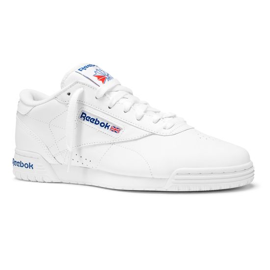 Reebok Exofit Lo Clean Trainers In WhiteI Like It A Lot | I
