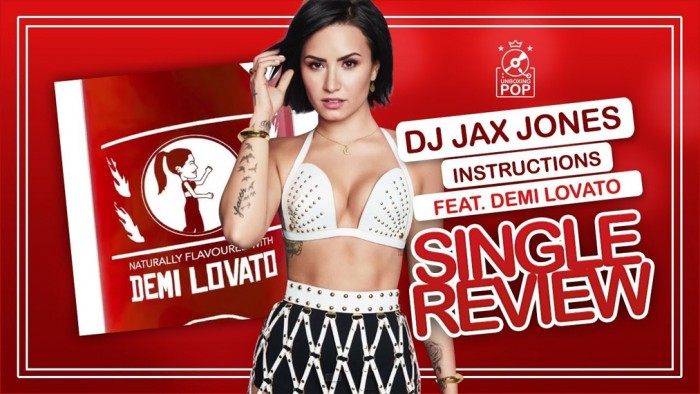 Demi L x Jax Jones i-likeitalot