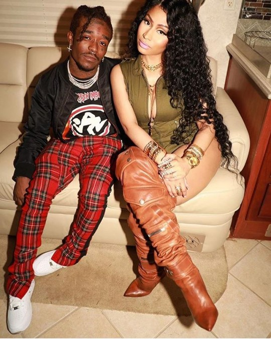 Lil Uzi Vert Nicki Minaj