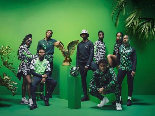 Nike Naija Kit 2