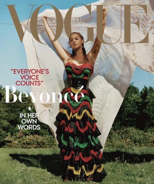 BeyUS Vogue 2018