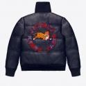 £199.99 Leather Jacket Back