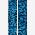 £7.99 blue zebra socks
