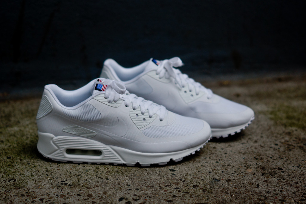 nike air max 90 hyperfuse 2012 white
