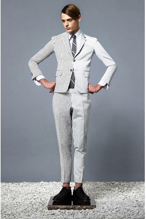 bbd118113166 Thom Browne Spring Summer 2014 LookbookI Like It A Lot