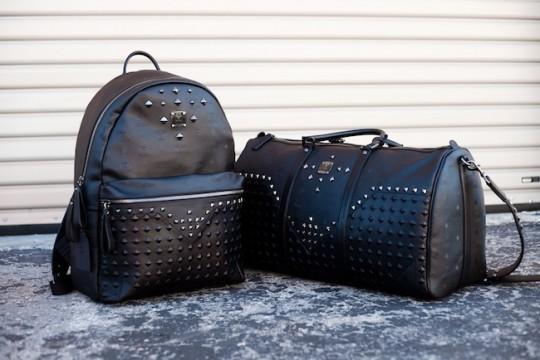 MCM-Black-Stark-Backpack-Duffel-Bag-Feature-Sneaker-Boutique-1