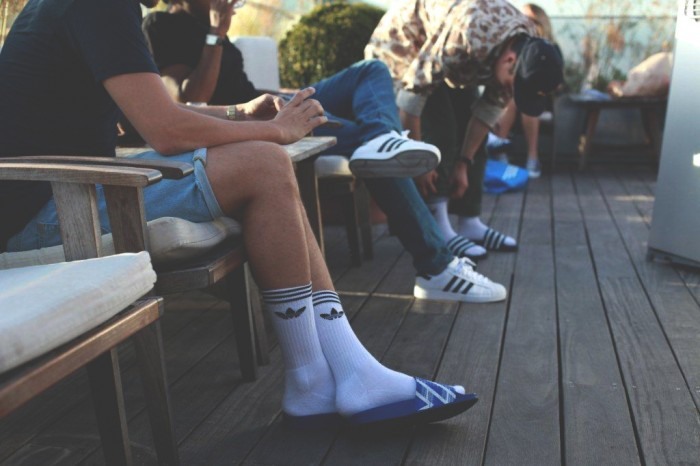 adidas Originals Socksnslides 2 copy