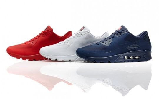 air max hyperfuse 4th july