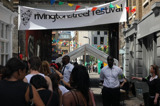 Rivington Street Festival Image 1